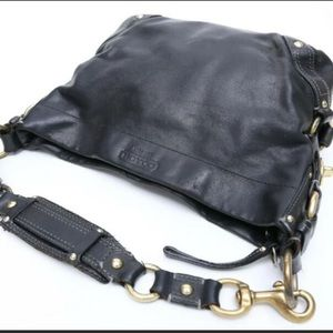 Coach Bags - Coach Large Leather Carly Bag